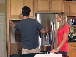 How To Install A Kitchen Backsplash Video - installing a double wall oven video diy