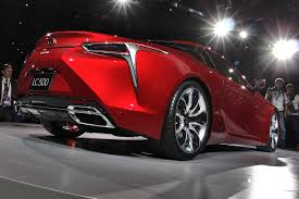 red lexus 2018 red lexus lc500h 2018 wallpapers 30569 freefuncar com