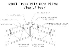 metal pole barns kits barn decorations