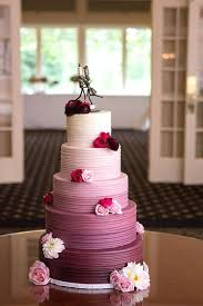 cakes for weddings 30 fantastic ombre wedding cakes wedding cake ombre and
