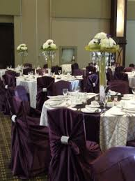 silver chair covers chair covers events decor
