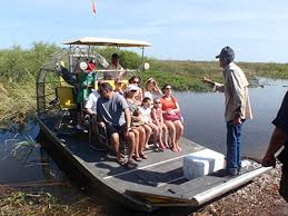 fan boat tours miami airboat in everglades miami fl private airboat tours florida