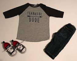 boys thanksgiving etsy
