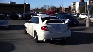 subaru wrx custom 2012 subaru wrx sti gv w custom rims youtube