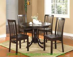 Round Dining Room Table For 4 by Small Breakfast Table Two Chairs Ideas U0026 Coffee Table Sets
