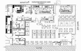 floor plan open source sle floor plan with measurements elegant restaurant floor plan