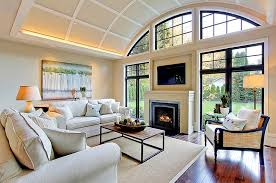 Where To Place Tv In Living Room How About Placing The Tv Above The Hearth Decorations Tree