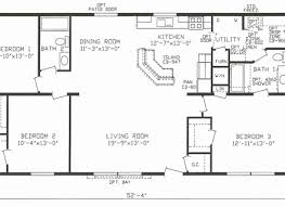 floor plan for homes malibu 30603b manufactured home floor plan or modular floor plans