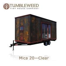 a mint condition mica is for sale at tumbleweed tiny house