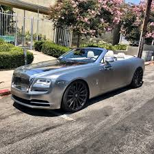 rolls royce black ruby rdb la five star tires full auto center complete collision
