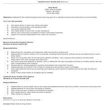 Nursing Aide Resume Sample by Nurses Aide Resume