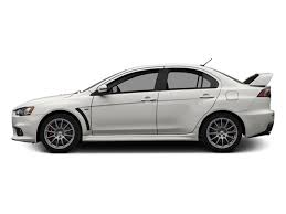 mitsubishi lancer evolution 2015 2015 mitsubishi lancer evolution price trims options specs