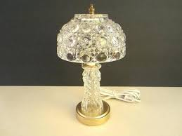 Small Table Lamp With Crystals Table Lamp Egg Shape Crystal Table Lamp Crystal Table Lamp