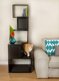 Cat Trees For Big Cats Contemporary Cat Furniture For Urban Pet Lovers Homesfeed