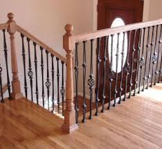 Banister And Handrail 33 Wrought Iron Railing Ideas For Indoors And Outdoors Digsdigs