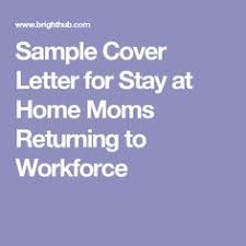 Sahm Resume Sample by A Stay At Home Mom Resume Sample For Parents With Only A Little