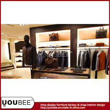 Garment Shop Interior Design Ideas Men Garment Shopfitting Men Clothes Shop Decoration Store