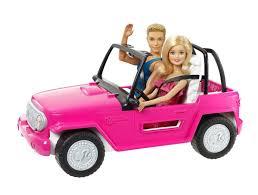 barbie beach cruiser barbie u0026 ken doll toys