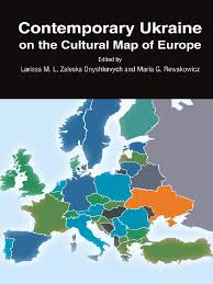 Ukraine On World Map by Contemporary Ukraine On The Cultural Map Of Europe 2009