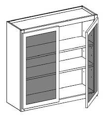 kitchen glass shaker cabinets w3042mi door wall cabinet with glass doors dove