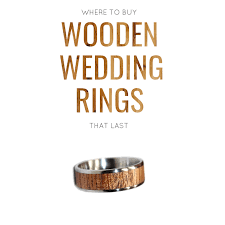 buy wood rings images Wooden wedding rings where to buy wood wedding rings that last png