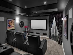 Home Cinema Decorating Ideas How To Build A Home Theater Decorating And Design Ideas For