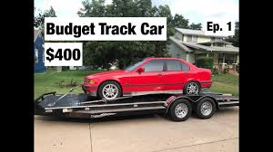 track bmw build ep 1 e36 budget track car build buying another 400 bmw 325i