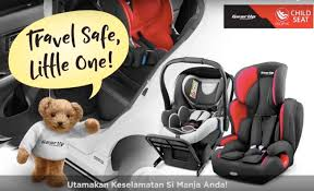 syst e isofix si e auto perodua launches five year road safety caign introduces gear up