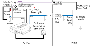 electric trailer brake wiring diagram gooddy org