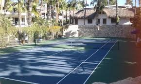 lighted tennis courts near me private lighted tennis court and pickle ball picture of club
