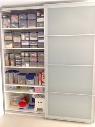 Used Ikea Cabinets Pantry Cabinet Used Pantry Cabinets With What Color Stain Is Used