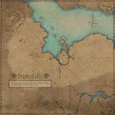 Elder Scrolls Map Image Stonefalls Map Eso Jpg Elder Scrolls Fandom Powered