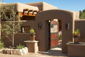 Adobe Bathrooms Traditional Adobe Southwest Style Santa Fe Home Builders Tierra