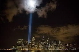9 11 Memorial Lights 9 11 Memorial Tribute Lights Up New York U0027s Skyline