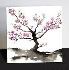 Art Home Design Japan by Japanese Cherry Blossom Wall Art Shenra Com