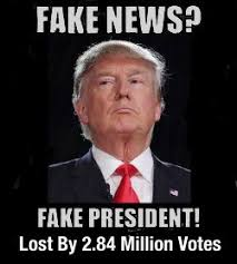 Uh Huh Meme - donald trump says all negative polls are fake news autos about me
