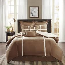 microsuede comforter sets for less overstock com