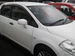 nissan tiida 2008 used nissan tiida white 2008 tiida white for sale camp