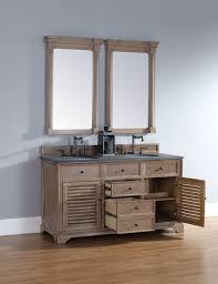 56 inch bathroom vanity james martin savannah 60
