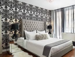 Decorating Your Interior Home Design With Great Awesome Feature - Bedroom wallpaper ideas decorating