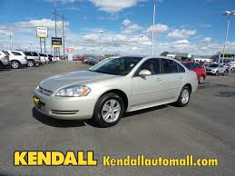 pre owned 2012 chevrolet impala ls retail in nampa 815588a