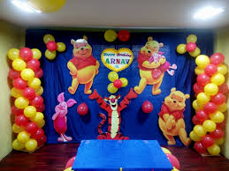 balloon decoration for birthday at home balloon decoration birthday party home archives decorating of party