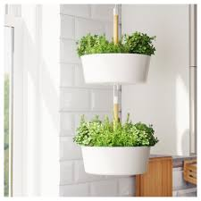 Planters That Hang On The Wall Bittergurka Hanging Planter Ikea