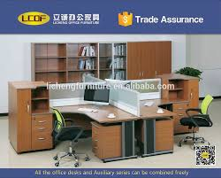 office wooden staff table design office wooden staff table design