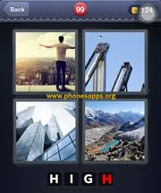 4 pics 1 word answer level 81 to 120 phones apps