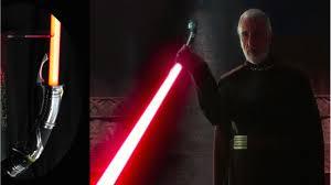 star wars a history of lightsaber design den of geek