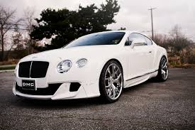 bentley modified 2013 bentley continental gt gets awesome dmc body kit autoevolution