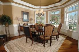Dining Room Decorating Idea And Model Home Tour Dining Room - Decorating the dining room