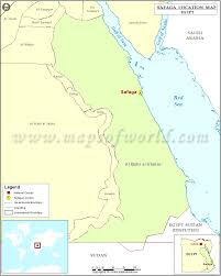 Blank Map Of Egypt by Where Is Safaga Location Of Safaga In Egypt Map
