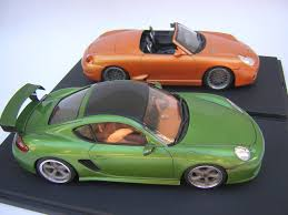 tamiya porsche gt porsche cayman gt and the boxster from fujimi and tamiya kits 1 24